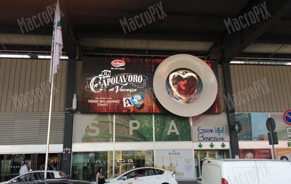 ledwall Stazione Garibaldi | Milano