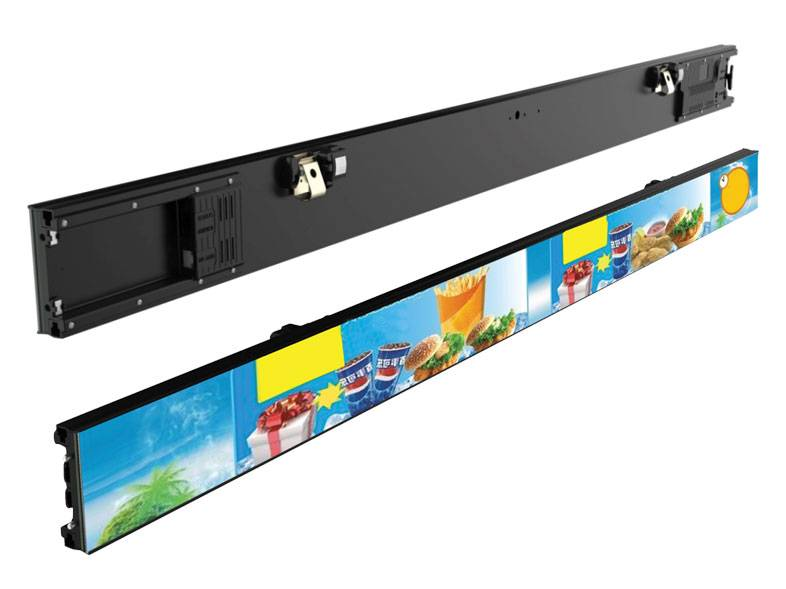 TITULUS Linear LED Displays for digital shelves