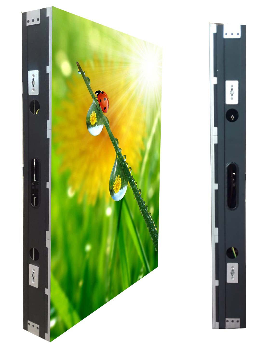 Ledwall modulari per installazioni fisse o mobili da interno e/o esterno