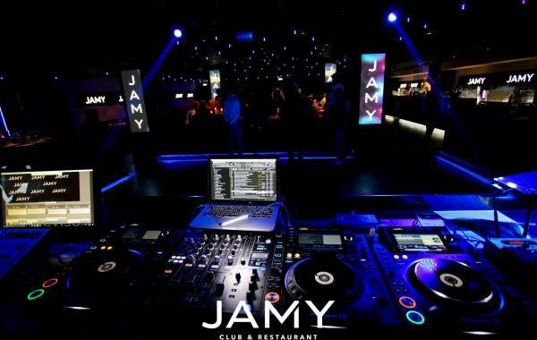 led wall discoteca jamy treviso