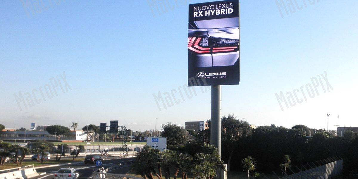 led screen for outdoor advertising