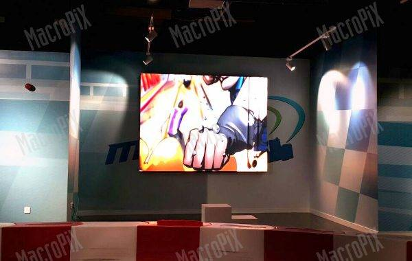 led screen jimi mall use