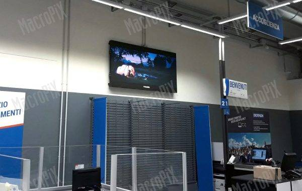 monitor led decathlon