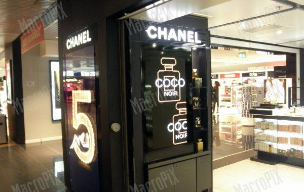 ledwall Chanel