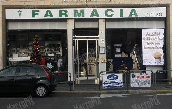 led creen farmacia delbo