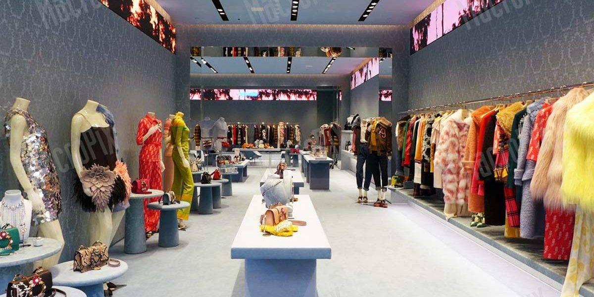 led display banner led indoor NewYork | Miu Miu | Macropix