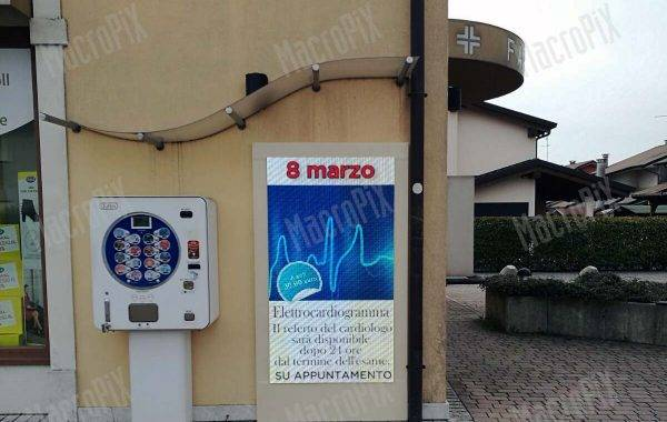 led Display per farmacie Solaris