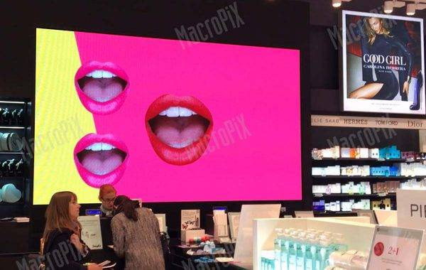 led display indoor | varsavia | Macropix