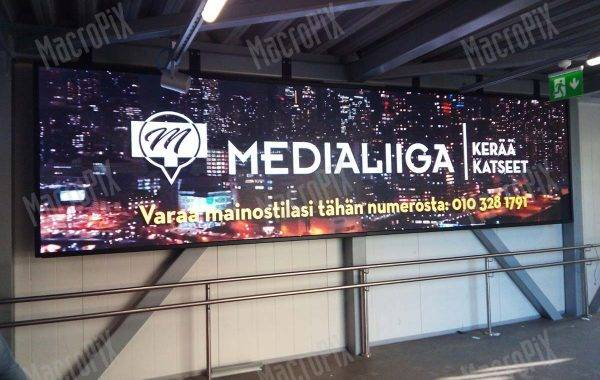 Led Display indoor Finlandia