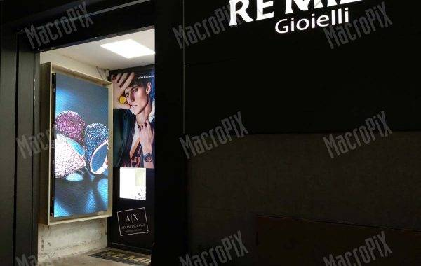 led display totem led - Remida | Macropix