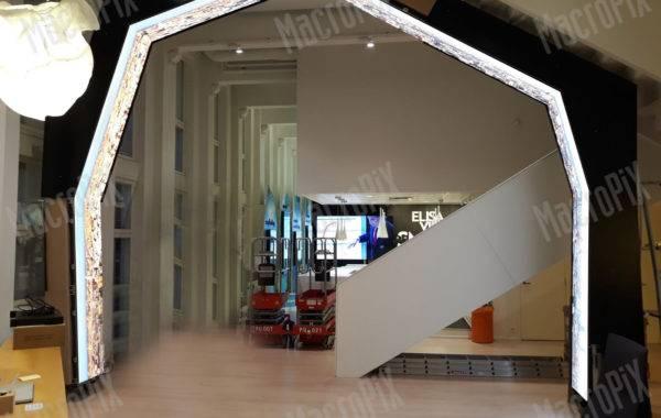 led wall creativi per no leggio Elisa Videra Finlandia